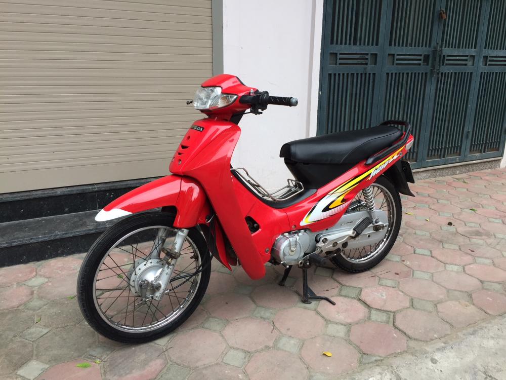 Ban nhanh WAVE Alpha Bien 29U Do co Cuc chat luong - 3