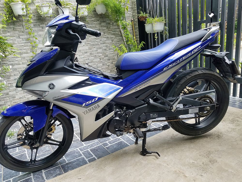 Can ban Exciter 150 - 2