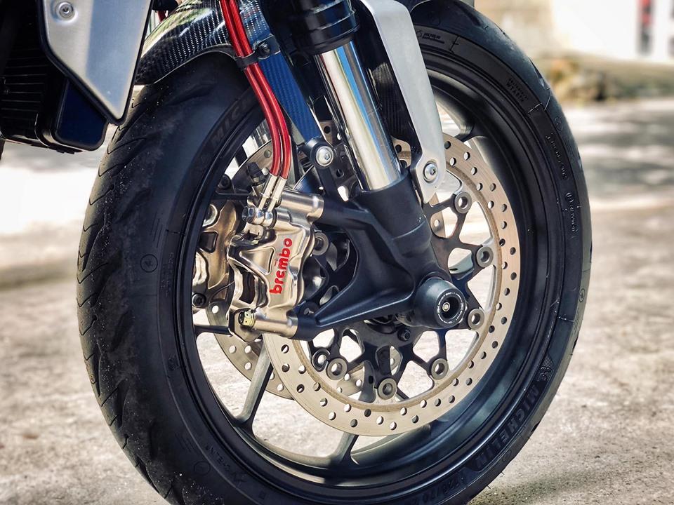 Chiem nguong Honda CB1000R Neo Plus Sport Touring duy nhat o Viet Nam - 5