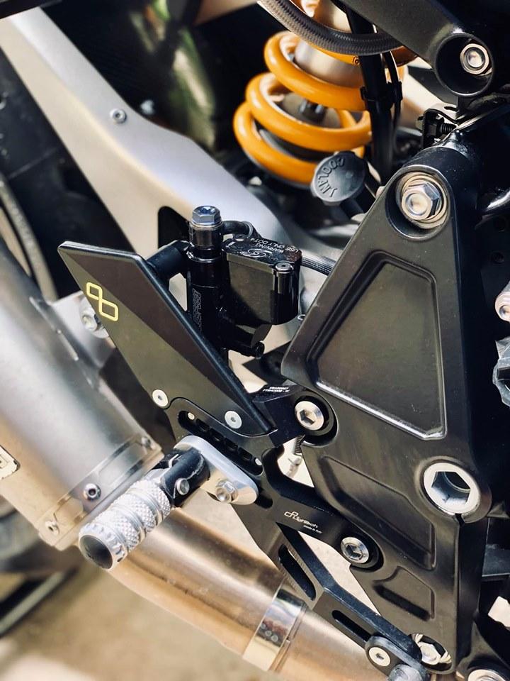 Chiem nguong Honda CB1000R Neo Plus Sport Touring duy nhat o Viet Nam - 8