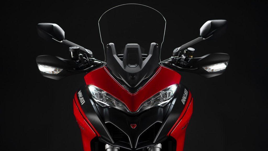 Ducati Multistrada V4 moi dang chuan bi ke hoach phat trien
