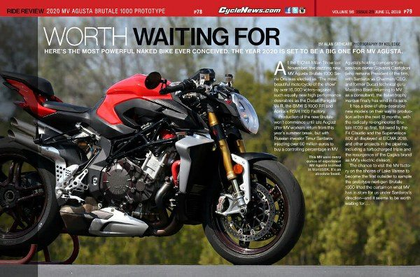 Ky luc 600 mo hinh MV Agusta Brutale 1000 va Superveloce 800 duoc ban het trong mot vai ngay