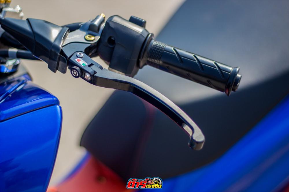 Lang nhin PCX 150 do mang net dep huyen bi cua biker Thai Lan - 5