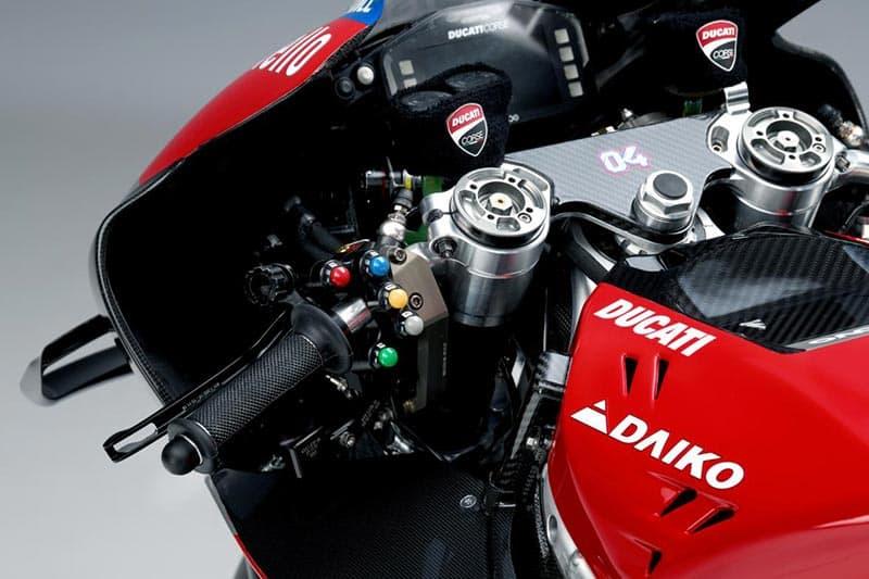 Tim hieu 5 thiet bi tien tien tren mot xe dua MotoGP - 10