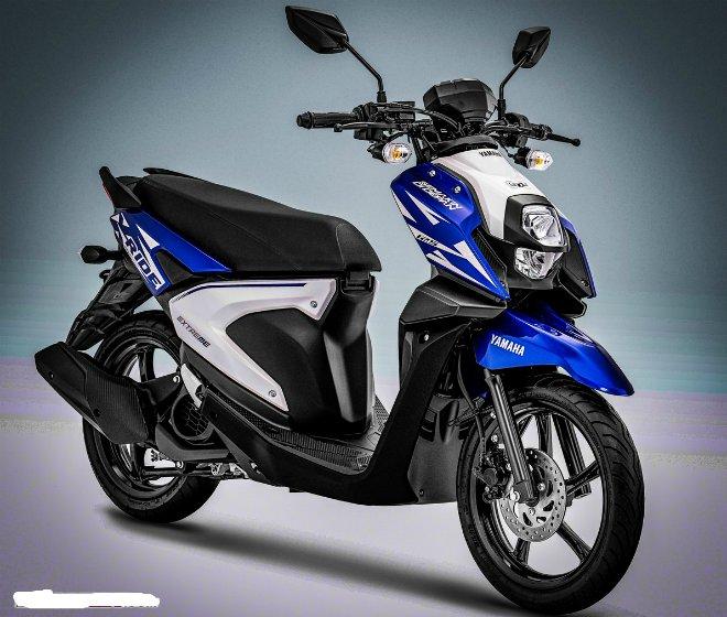Yamaha XRide 125 2019 voi dien mao moi co gia ban 296 trieu dong - 2