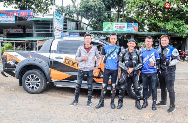 20 Rider chay PKNPKL dong hanh cung Rymax len rung xuong bien - 2