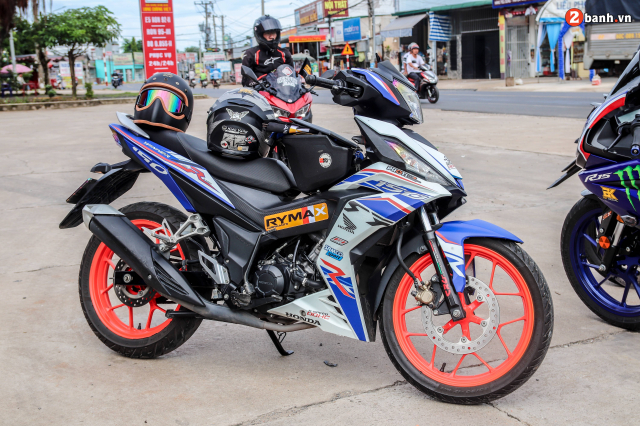20 Rider chay PKNPKL dong hanh cung Rymax len rung xuong bien - 9