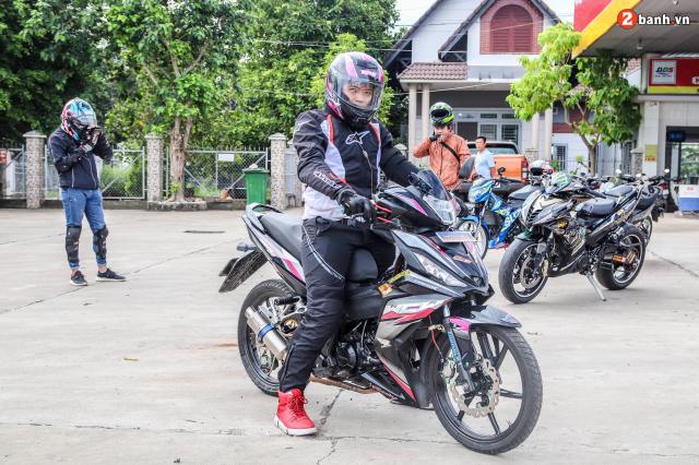 20 Rider chay PKNPKL dong hanh cung Rymax len rung xuong bien - 10