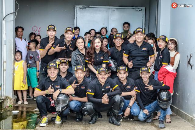 20 Rider chay PKNPKL dong hanh cung Rymax len rung xuong bien - 19