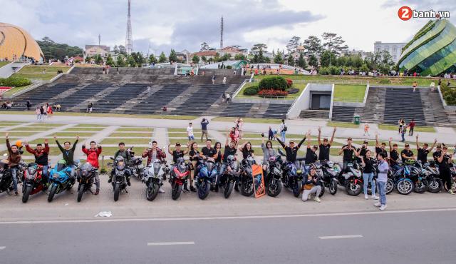 20 Rider chay PKNPKL dong hanh cung Rymax len rung xuong bien - 21