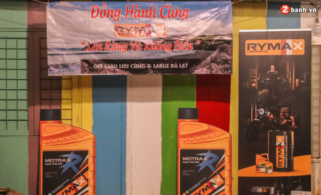 20 Rider chay PKNPKL dong hanh cung Rymax len rung xuong bien - 22