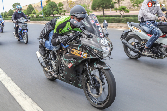 20 Rider chay PKNPKL dong hanh cung Rymax len rung xuong bien - 36