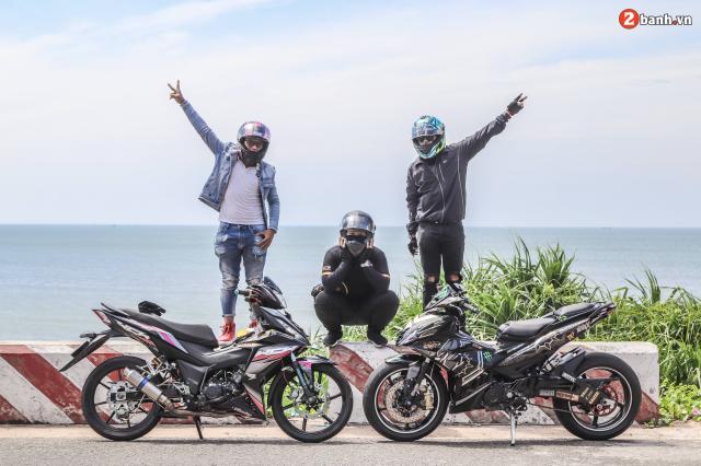 20 Rider chay PKNPKL dong hanh cung Rymax len rung xuong bien - 37