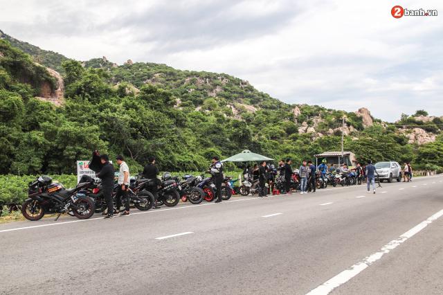 20 Rider chay PKNPKL dong hanh cung Rymax len rung xuong bien - 39