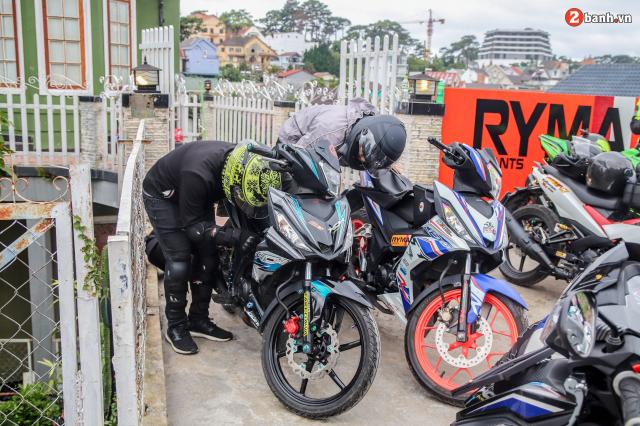 20 Rider chay PKNPKL dong hanh cung Rymax len rung xuong bien - 30