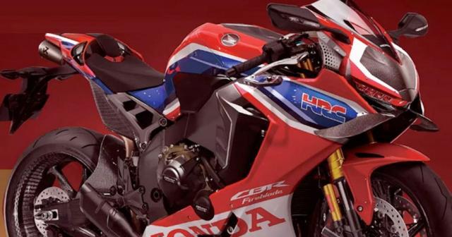 Honda CBR1000RR moi voi suc manh 220 ma luc san sang tan cong TMS 2019