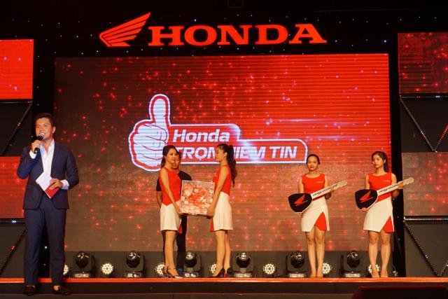 Honda Viet Nam khoi dong chuoi chuong trinh Honda Luon vi ban 2019