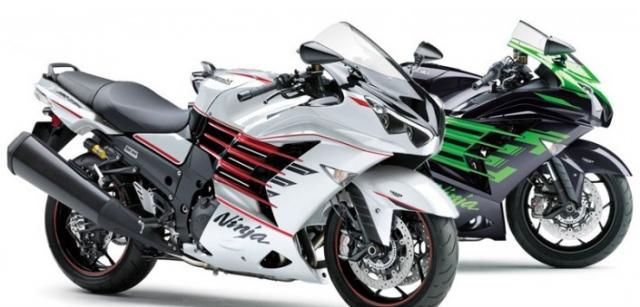 Ra mat Kawasaki ZX14R 2020 Phien ban cuoi truoc khi duoc lot xac
