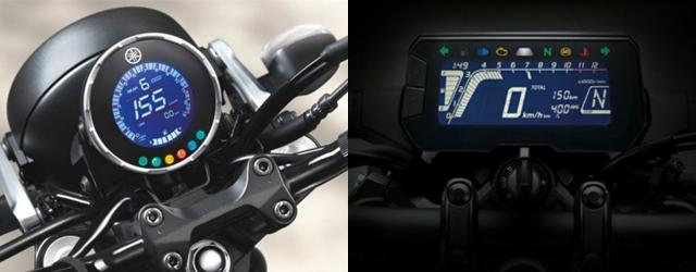 So sanh Yamaha XSR155 2019 Honda CB150R 2019 - 6