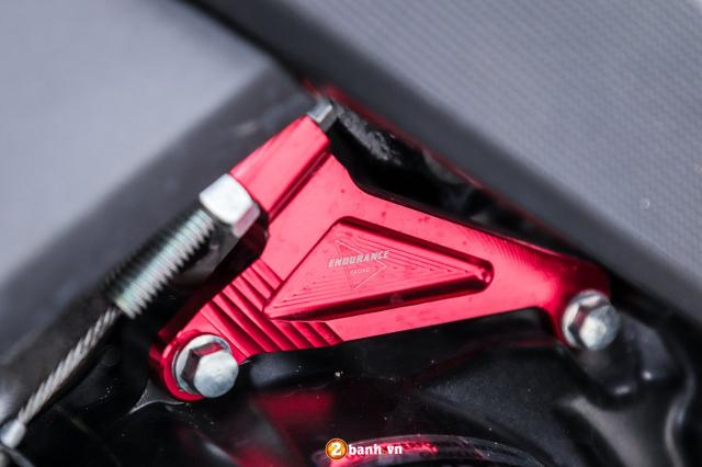 Sonic 150 do tuyet dinh voi option do choi hang nang cua biker Sai Gon - 10