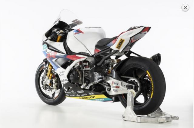 BMW S1000RR Endurance Championship chinh thuc trinh lang - 6