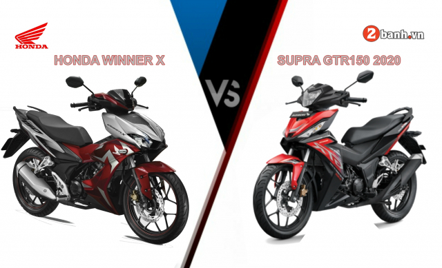 So sanh diem noi troi cua Winner X Supra GTR150 2020