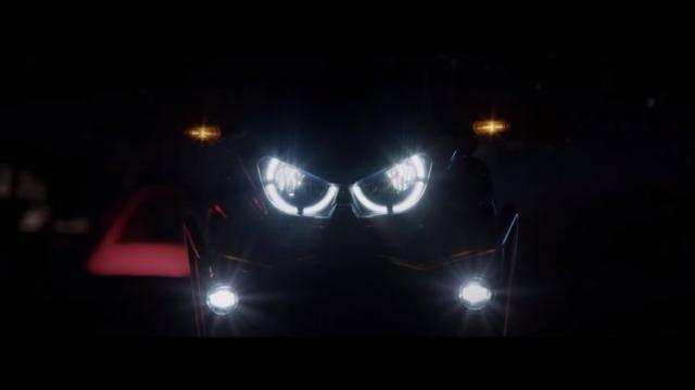 Video Honda Africa Twin CRF1100L 2020 lo dien truoc ngay ra mat 239