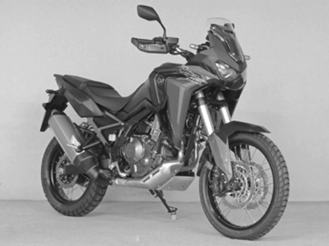 Video Honda Africa Twin CRF1100L 2020 lo dien truoc ngay ra mat 239 - 5