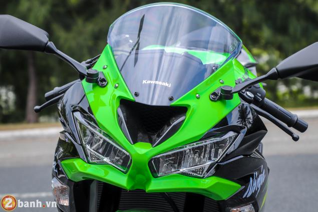 Kawasaki Ninja ZX6R 2020 tiep tuc lo dien phien ban mau moi tai Chau Au - 4