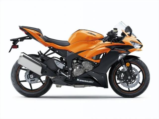 Kawasaki Ninja ZX6R 2020 tiep tuc lo dien phien ban mau moi tai Chau Au - 3