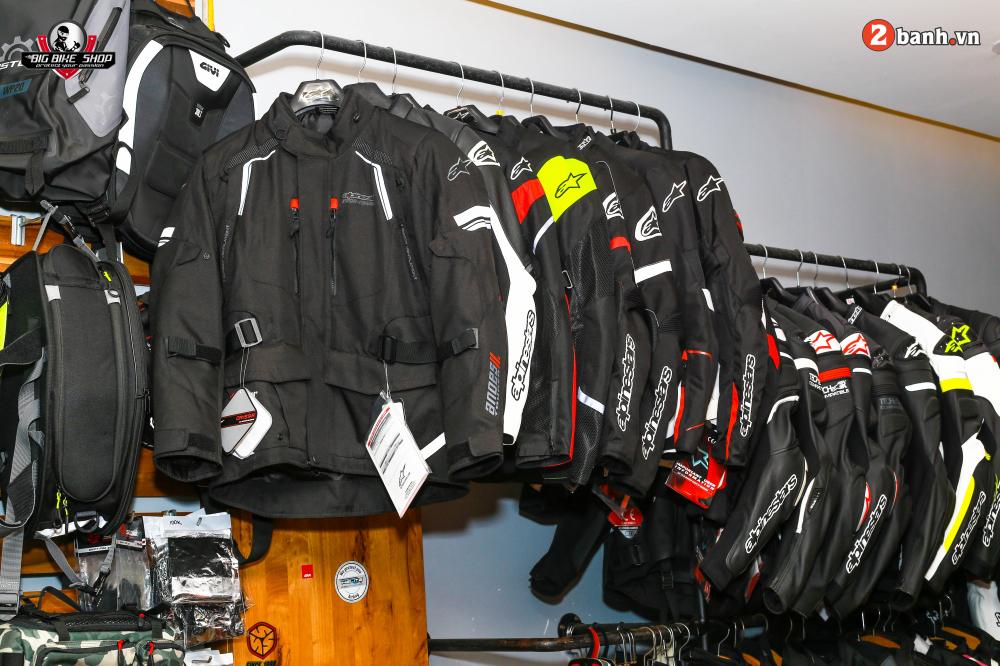 Shop bao ho mo to Bigbike diem den uy tin cua Biker tai trung tam Sai Gon - 19