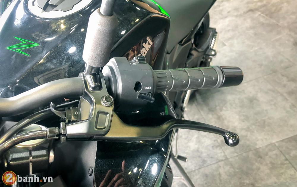 Can canh Kawasaki Z400 2020 tai Viet Nam va chuan bi ban ra vao cuoi thang 11 - 6