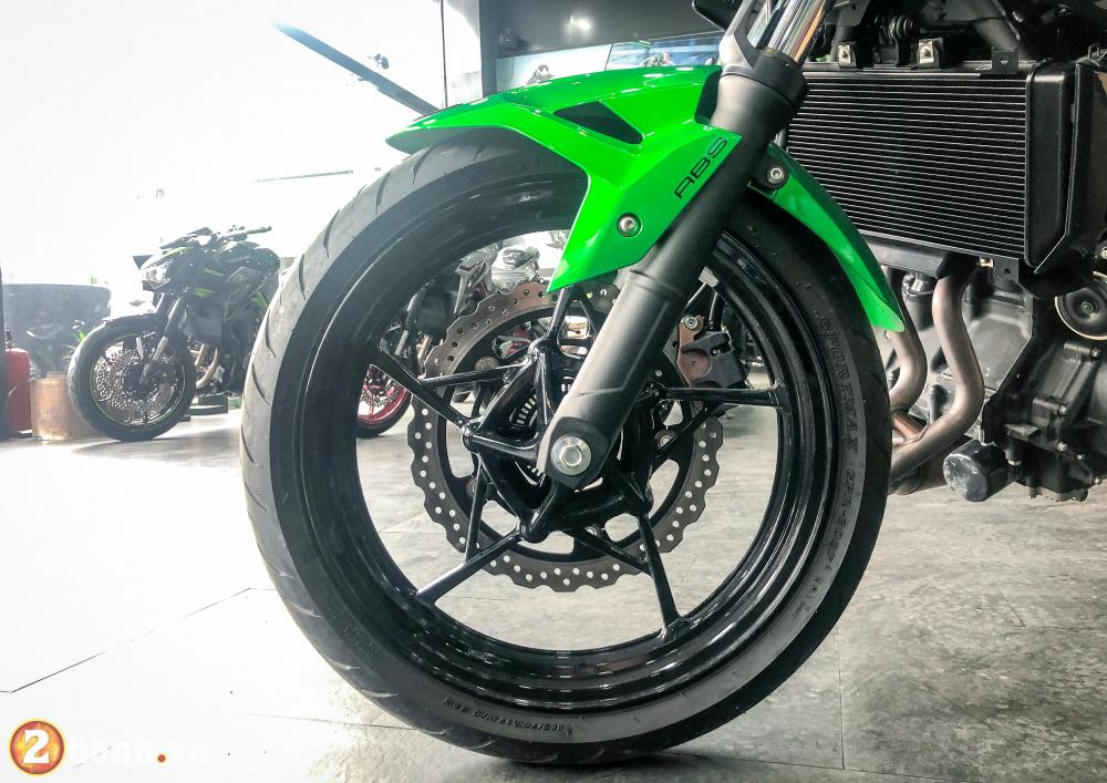 Can canh Kawasaki Z400 2020 tai Viet Nam va chuan bi ban ra vao cuoi thang 11 - 14