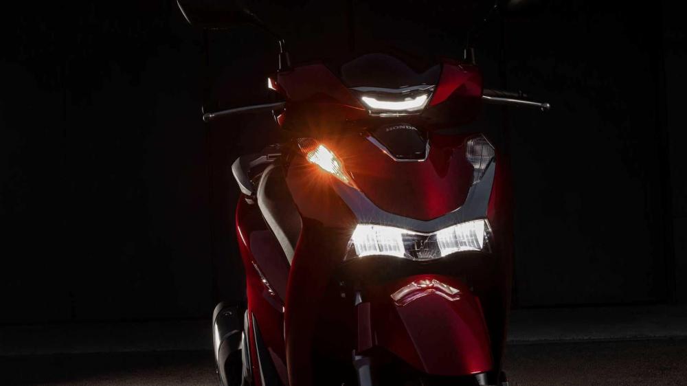 Honda SH150 2020 voi dien mao hoan toan moi chinh thuc ra mat
