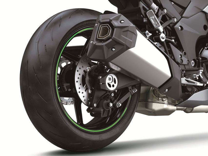 Kawasaki Ninja 1000SX 2020 bat ngo ra mat voi dien mao hoan toan moi - 5