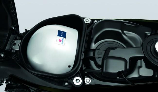 Suzuki Smash Fi 2020 lo dien voi thiet ke dam chat the thao - 5