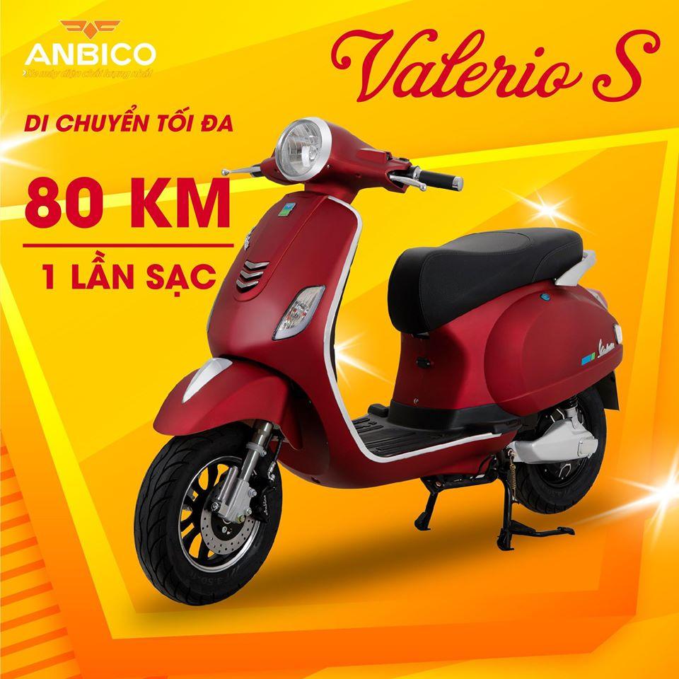 Xe điện Vespa Valerio S - nhập khẩu chất lượng cao
