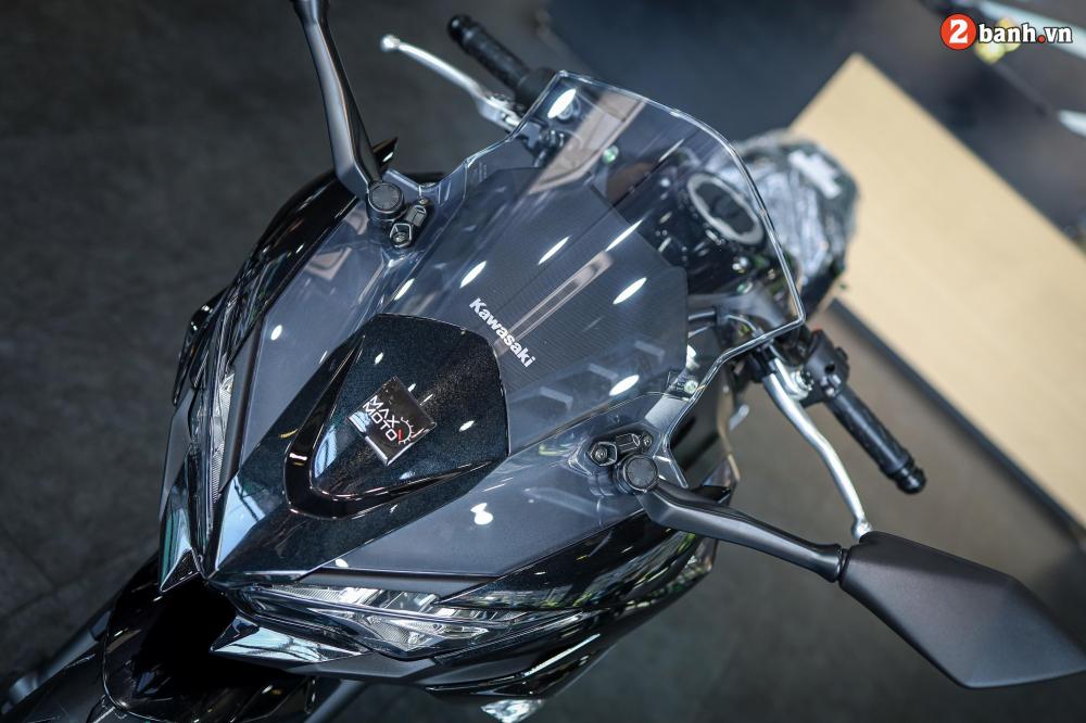 Can canh Kawasaki Ninja 650 2020 ve Viet Nam voi gia ban chua den 200 trieu Dong