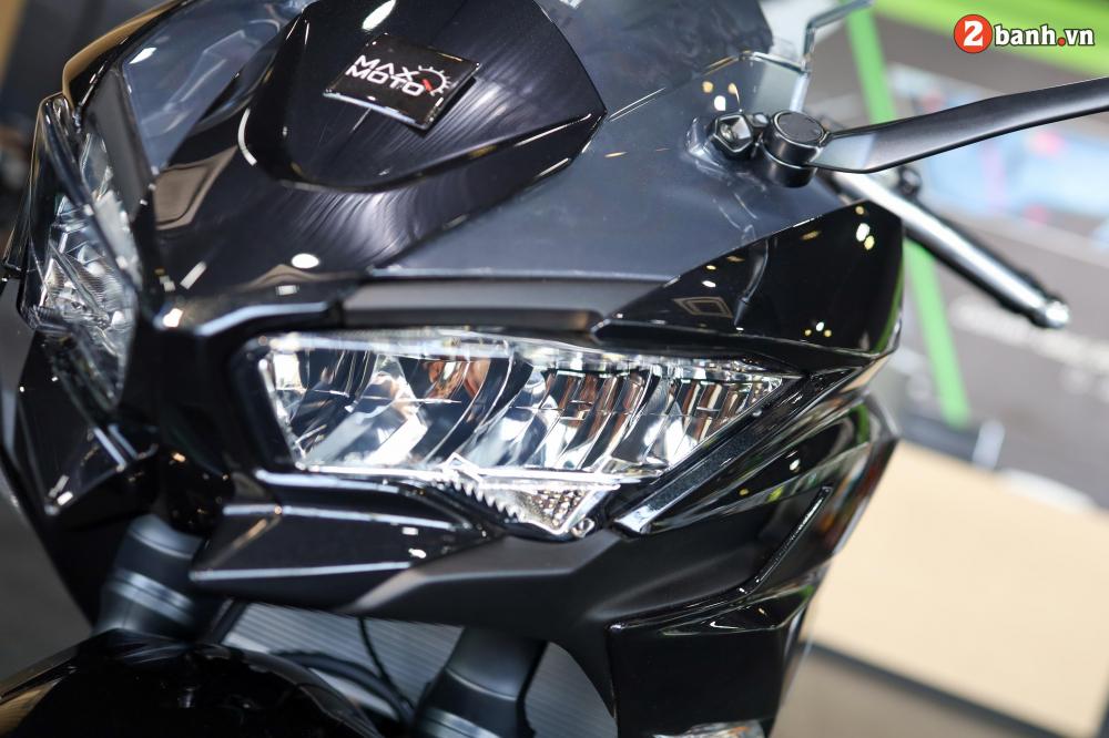 Can canh Kawasaki Ninja 650 2020 ve Viet Nam voi gia ban chua den 200 trieu Dong - 5