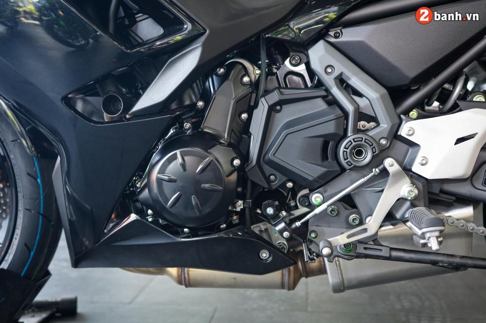 Can canh Kawasaki Ninja 650 2020 ve Viet Nam voi gia ban chua den 200 trieu Dong - 29