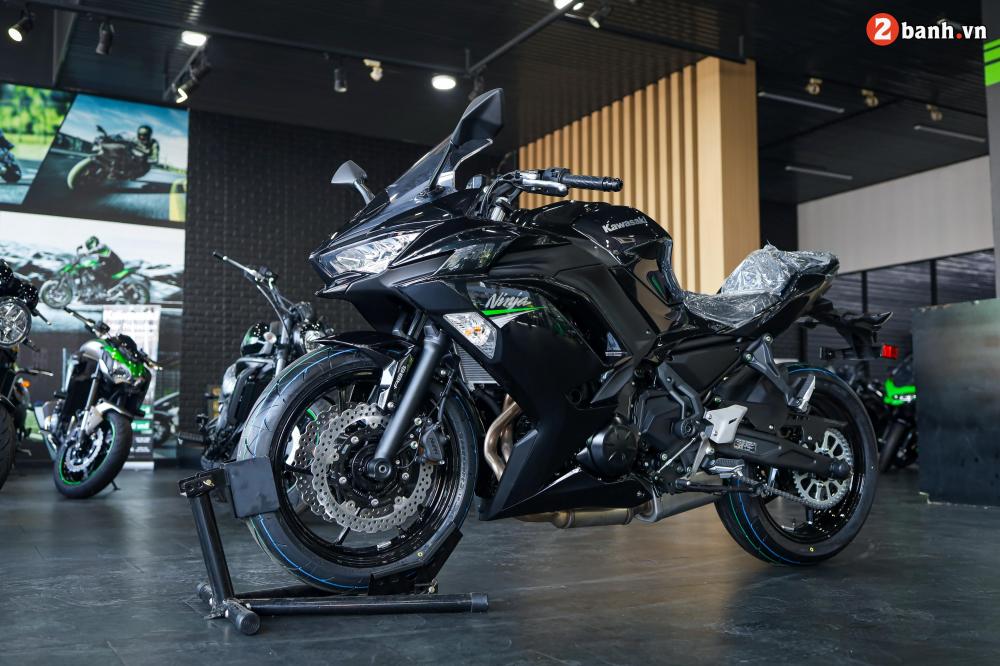Can canh Kawasaki Ninja 650 2020 ve Viet Nam voi gia ban chua den 200 trieu Dong - 34