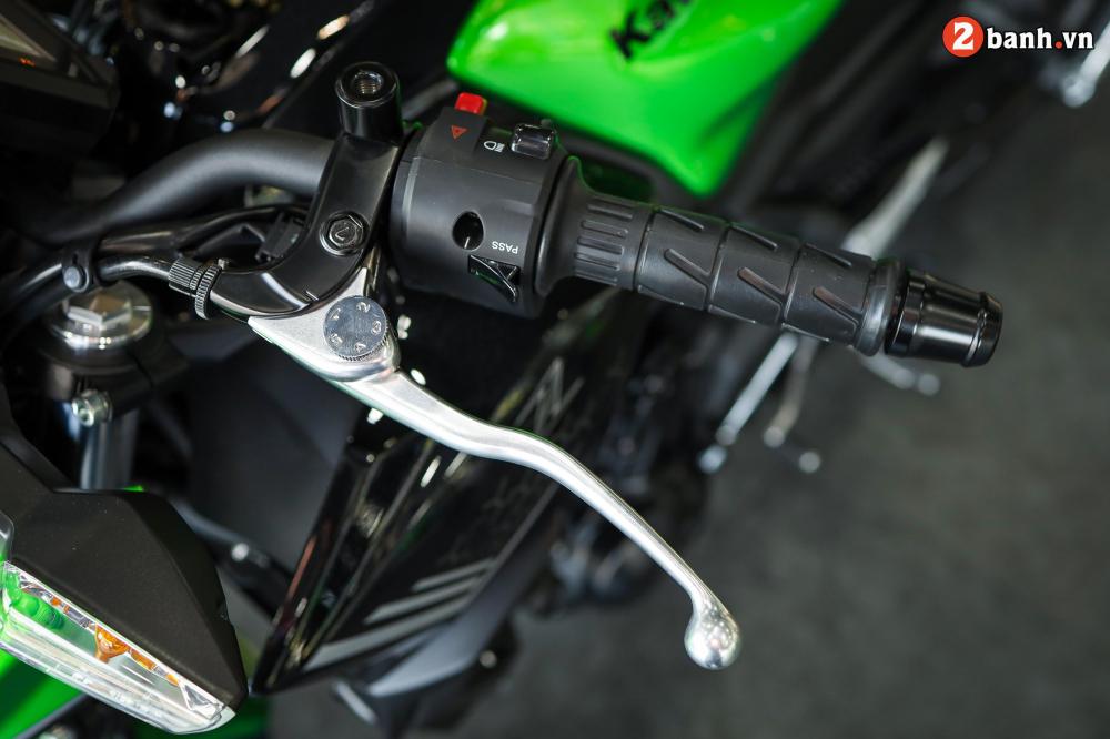 Can canh Kawasaki Z650 2020 ve Viet Nam voi gia ban de tho - 11