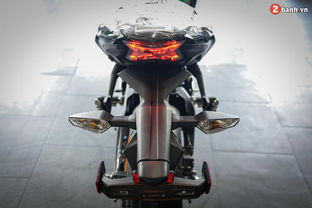 Can canh Kawasaki Z650 2020 ve Viet Nam voi gia ban de tho - 14