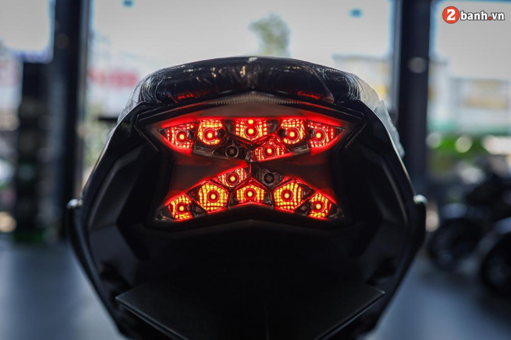 Can canh Kawasaki Z650 2020 ve Viet Nam voi gia ban de tho - 20