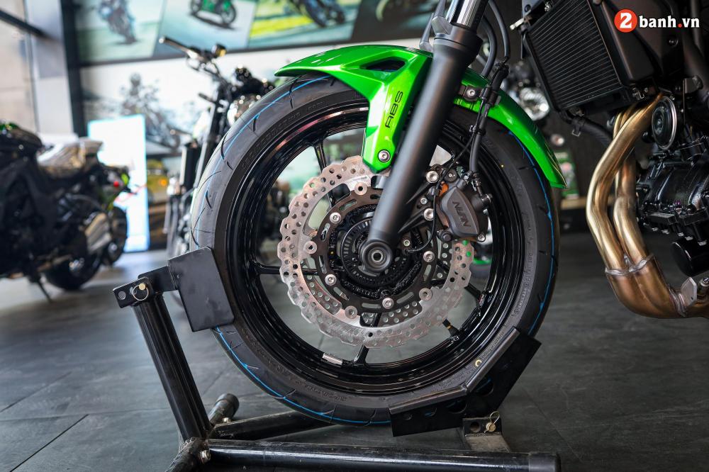Can canh Kawasaki Z650 2020 ve Viet Nam voi gia ban de tho - 23