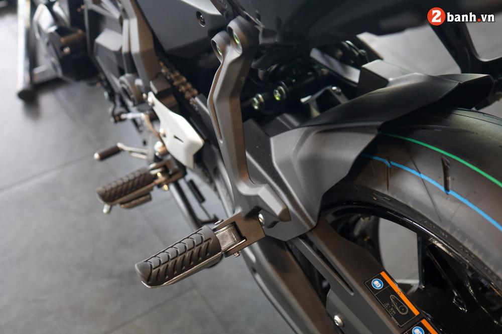 Can canh Kawasaki Z650 2020 ve Viet Nam voi gia ban de tho - 26