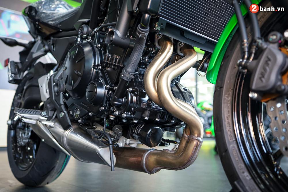 Can canh Kawasaki Z650 2020 ve Viet Nam voi gia ban de tho - 32