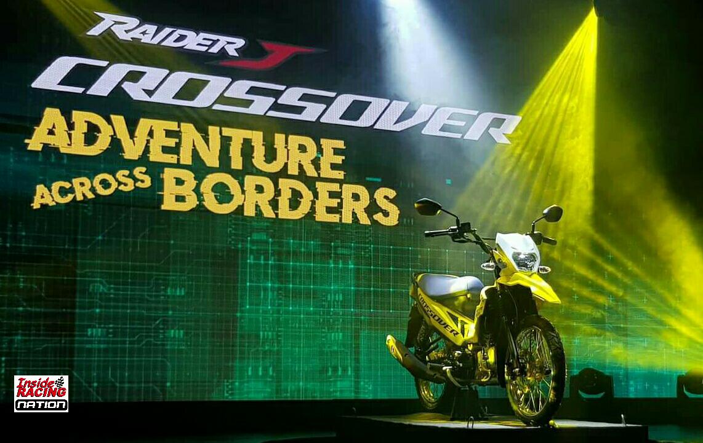 Raider J Crossover 2020 lo dien voi gia ban 29 trieu dong