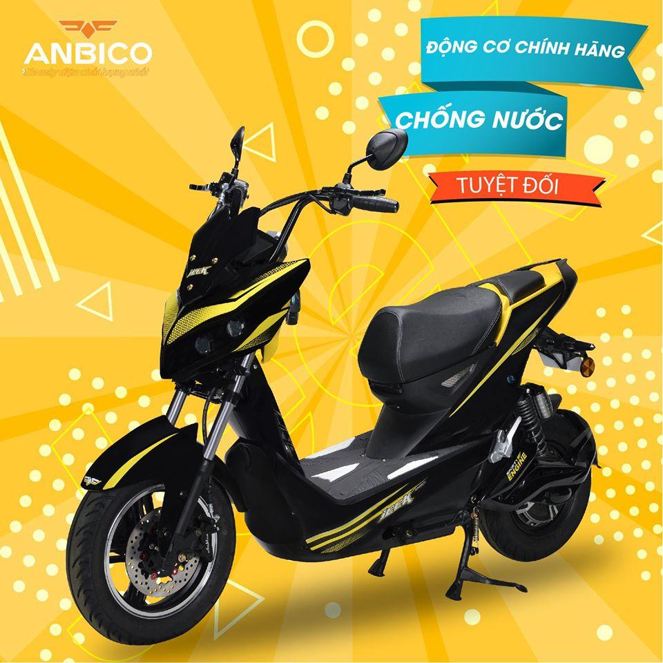 Anbico Jeek 2020 - Hàng chất lượng bền đẹp, tặng biển số