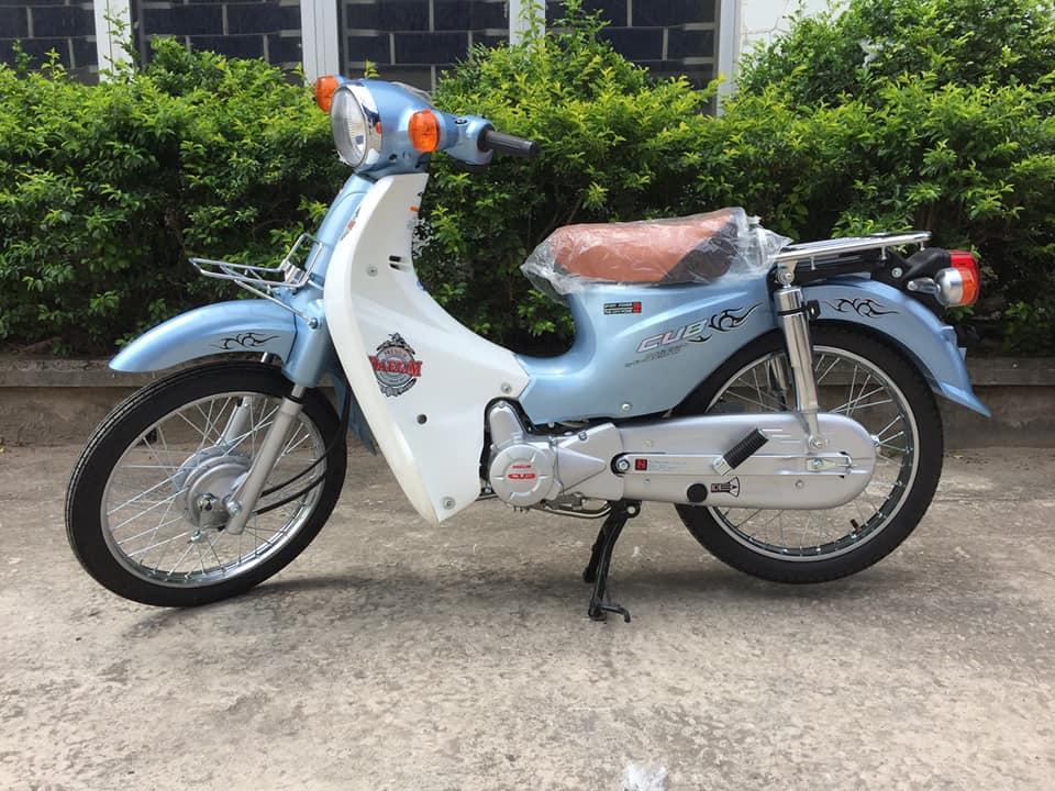Xe điện XANH - Sập giá cub 81 50cc không cần bằng lái